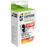 Картридж ColorWay Canon CLI-471 Black PIXMA MG5740/MG6840 (CW-CLI-471Bk)