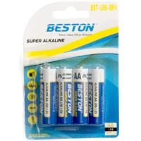 Батарейка BESTON AA 1.5V Alkaline * 4 (AAB1831)