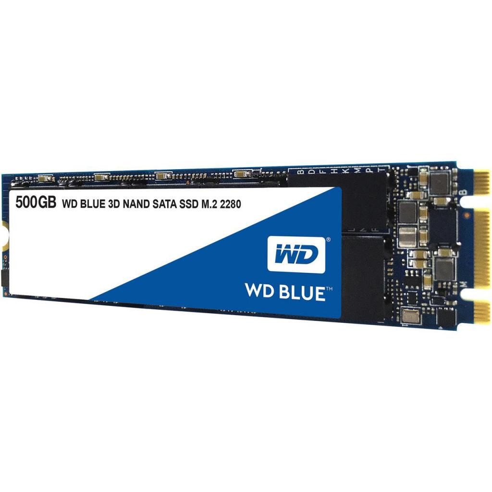Накопитель SSD M.2 2280 2TB WD (WDS200T2B0B) изображение 2