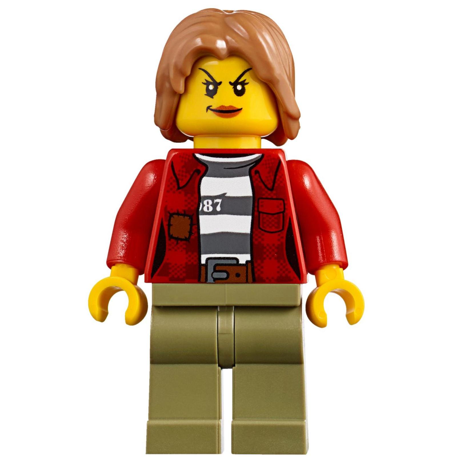 Конструктор LEGO City Police Арест в горах (60173) изображение 10