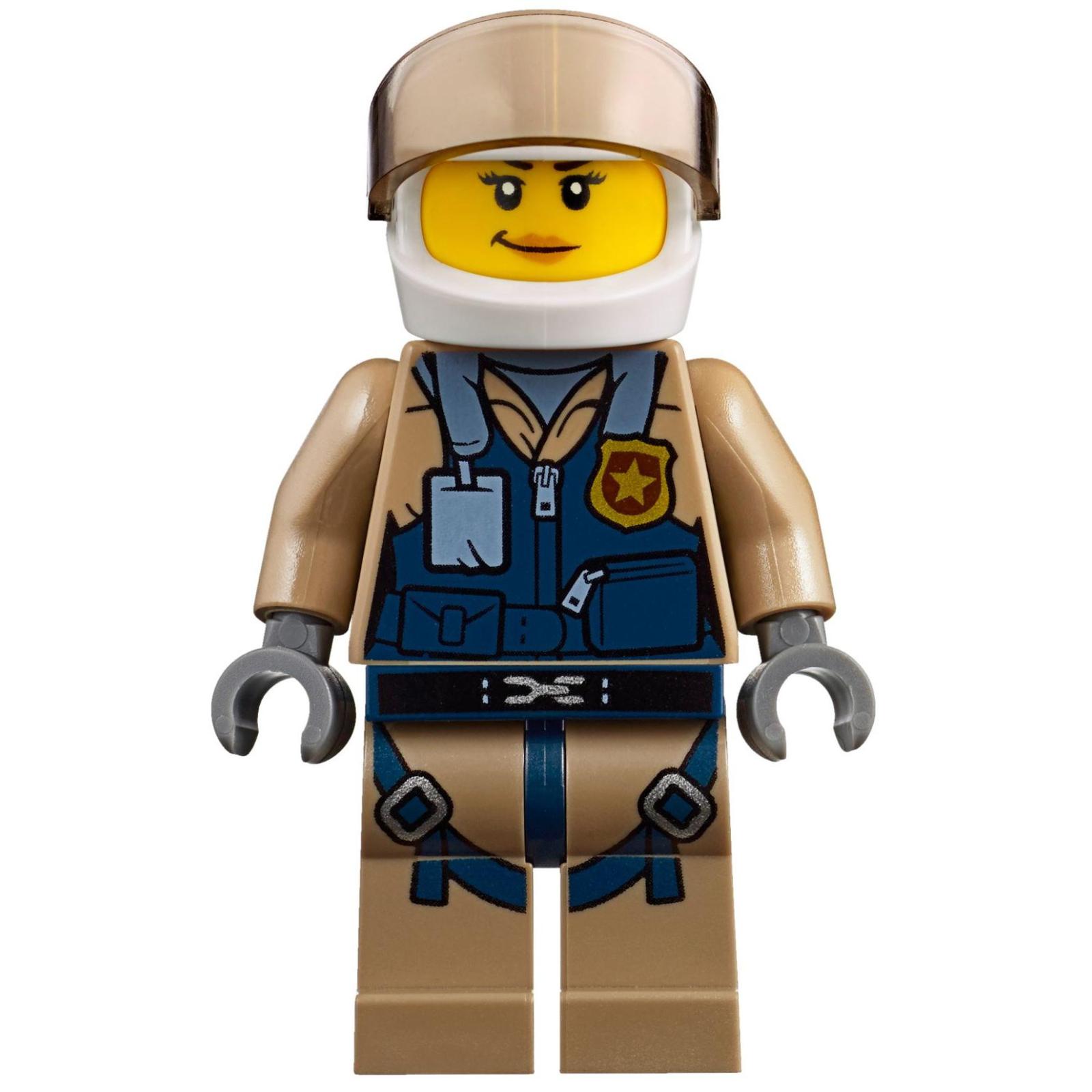 Конструктор LEGO City Police Арест в горах (60173) изображение 11