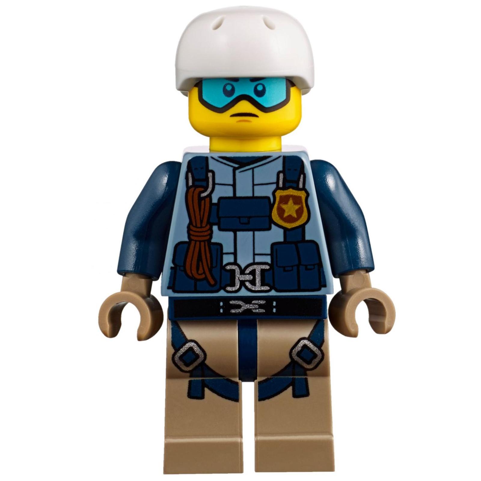 Конструктор LEGO City Police Арест в горах (60173) изображение 12