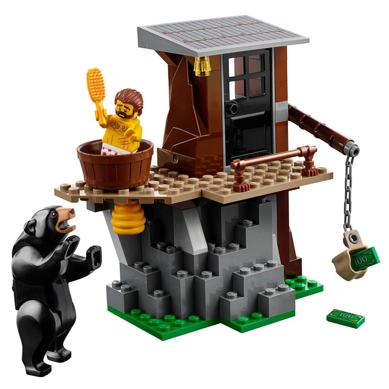 Конструктор LEGO City Police Арест в горах (60173) изображение 3