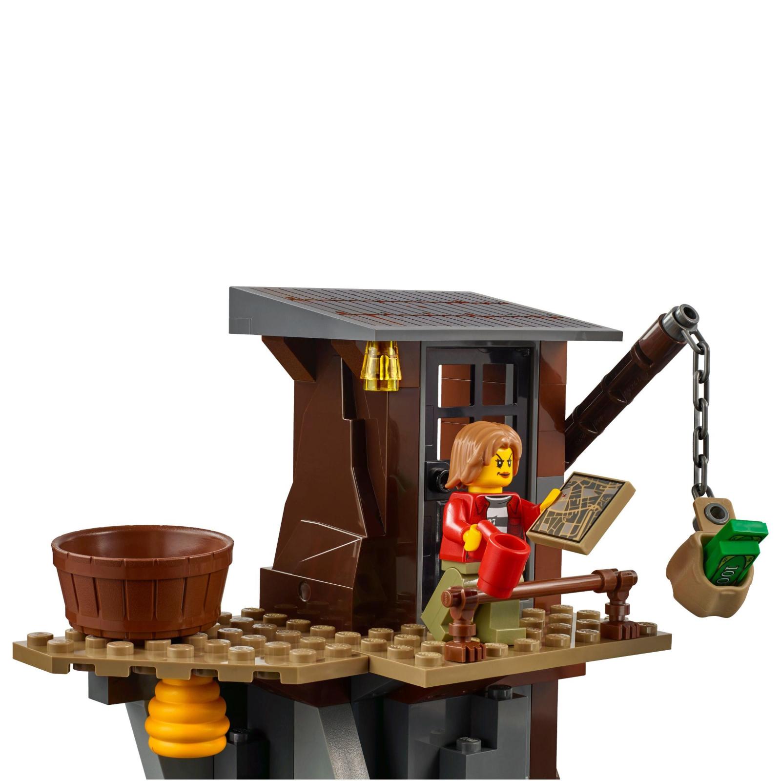 Конструктор LEGO City Police Арест в горах (60173) изображение 4