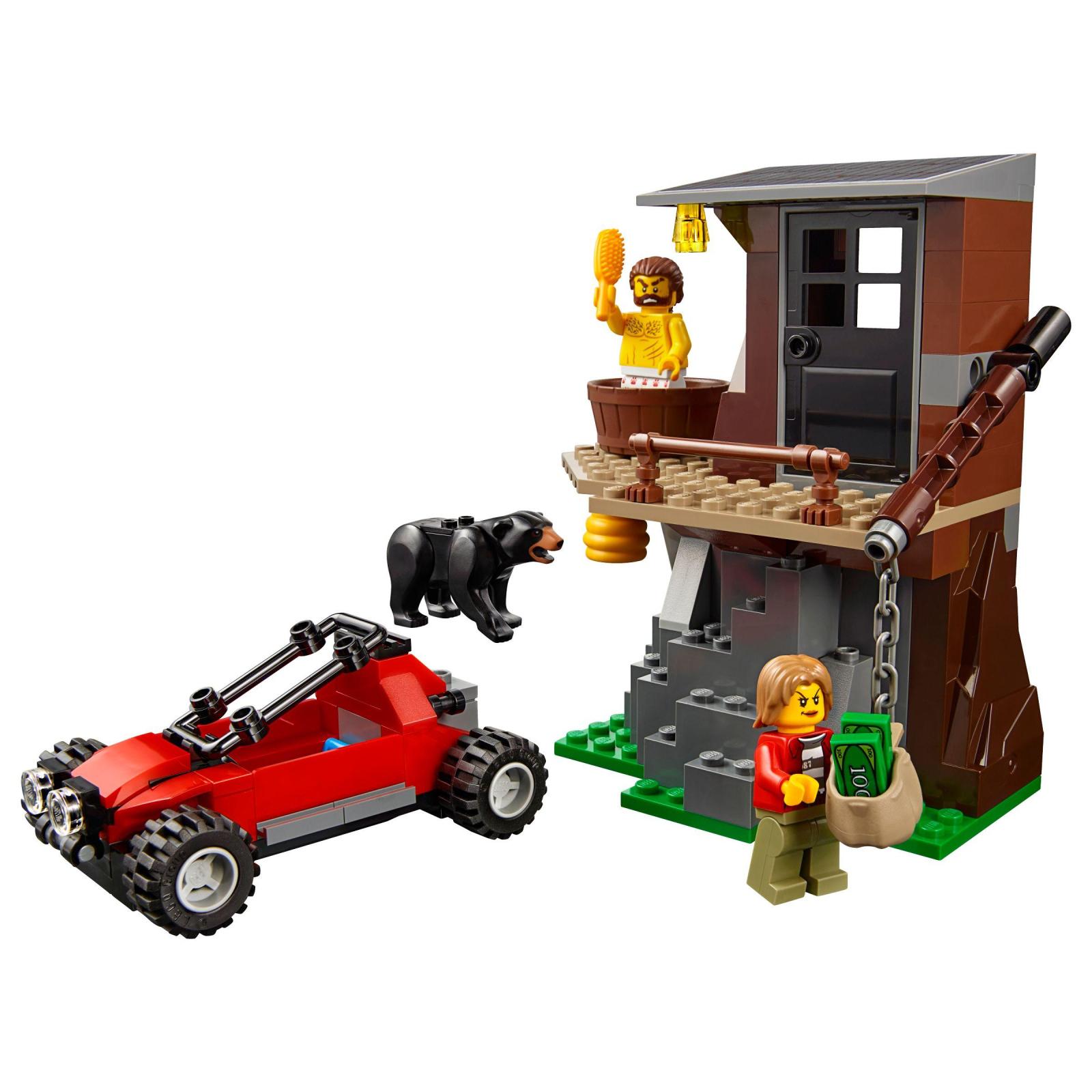 Конструктор LEGO City Police Арест в горах (60173) изображение 6