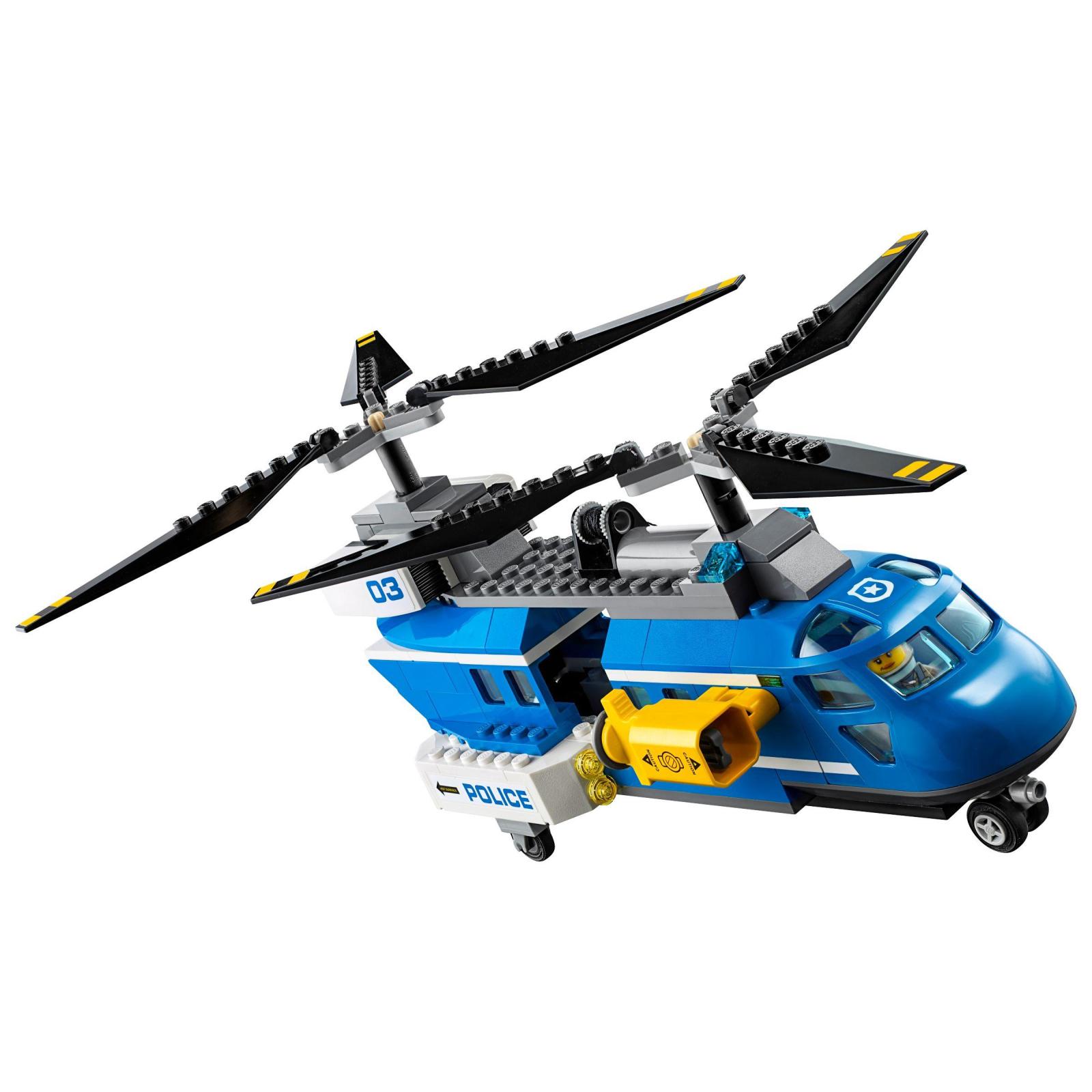 Конструктор LEGO City Police Арест в горах (60173) изображение 7