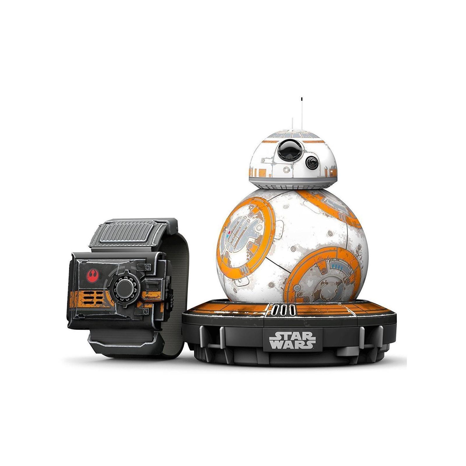 Робот Sphero BB-8 Special Edition with Force Band (322384) изображение 2