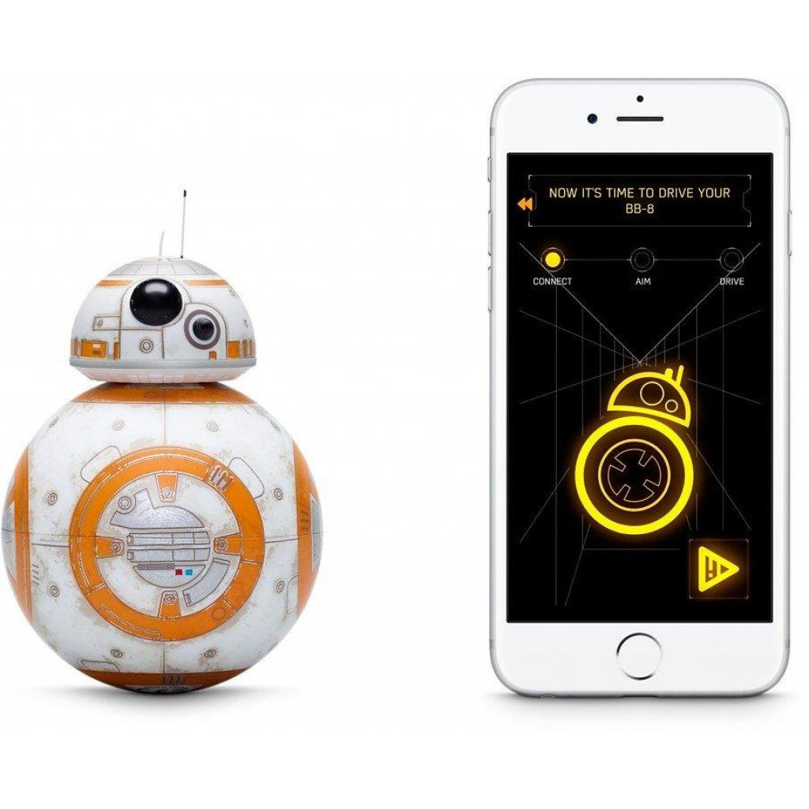Робот Sphero BB-8 Special Edition with Force Band (322384) изображение 9