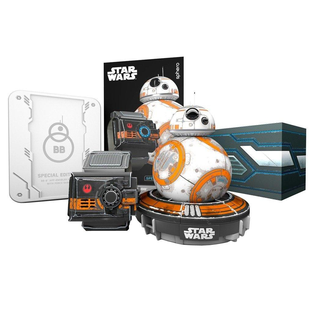 Робот Sphero BB-8 Special Edition with Force Band (322384)