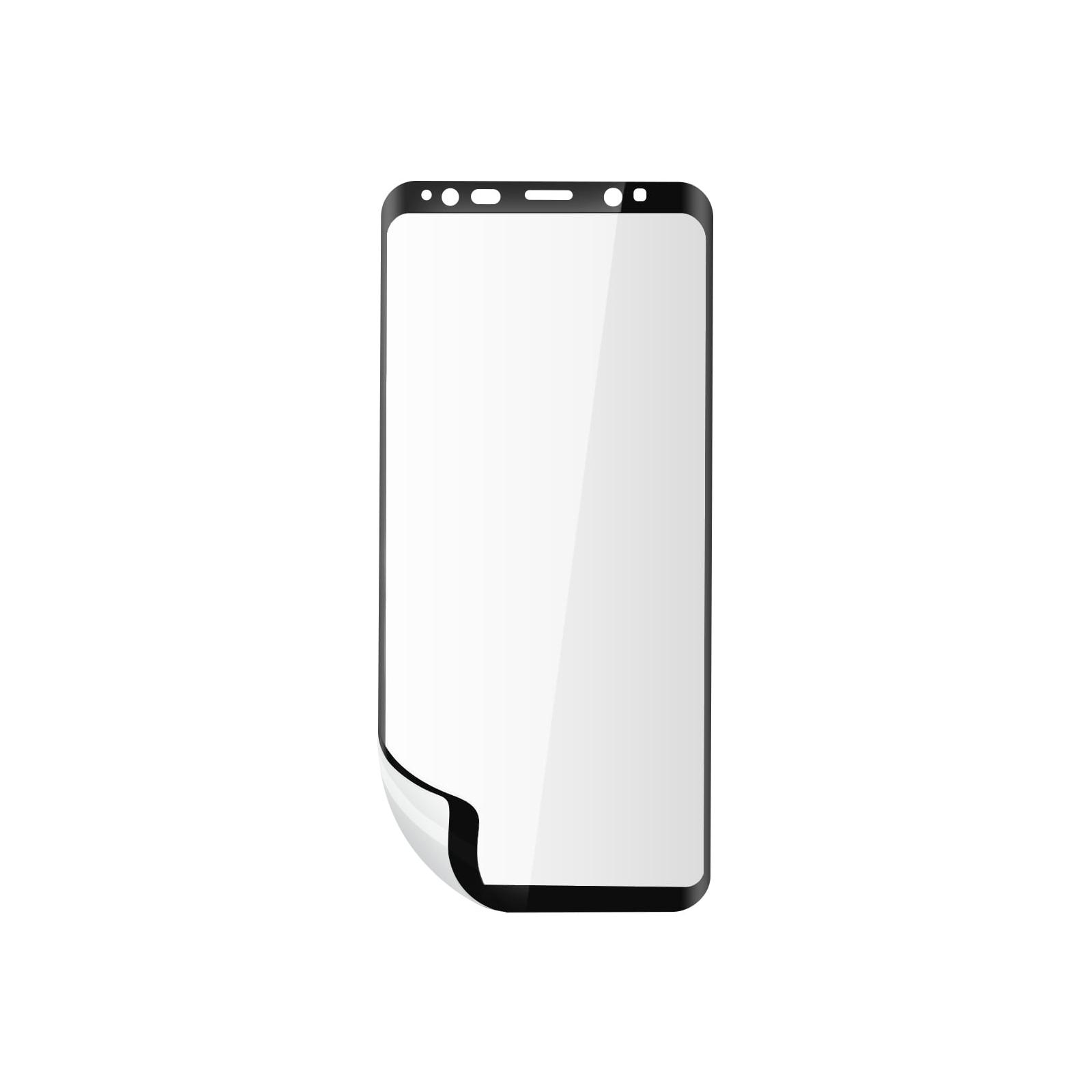 Пленка защитная MakeFuture для Samsung S8 Black 3D (MF3D-SS8B) изображение 2