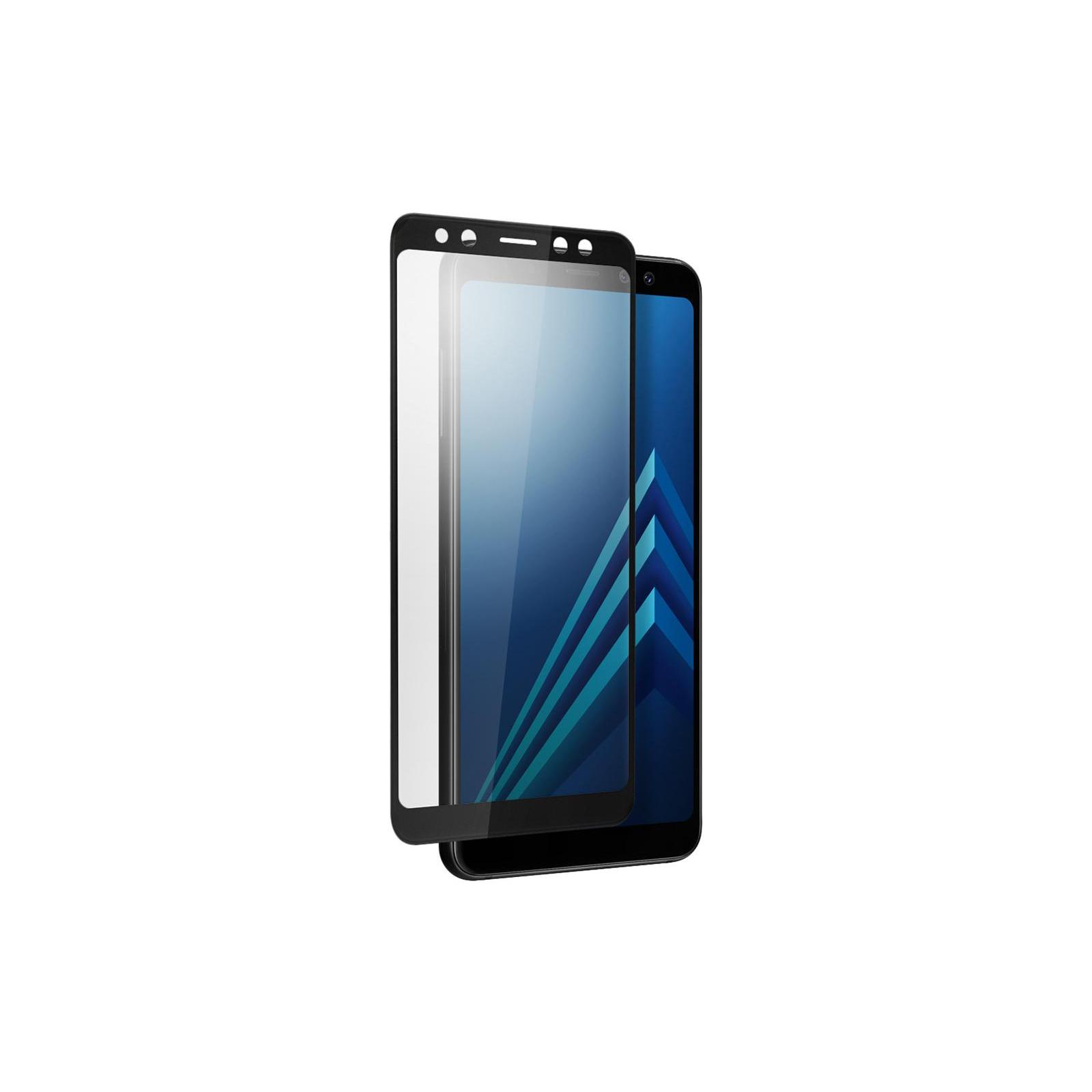 Стекло защитное Vinga для Samsung Galaxy A8 Plus (2018) A730 (VTPGS-A730) изображение 2