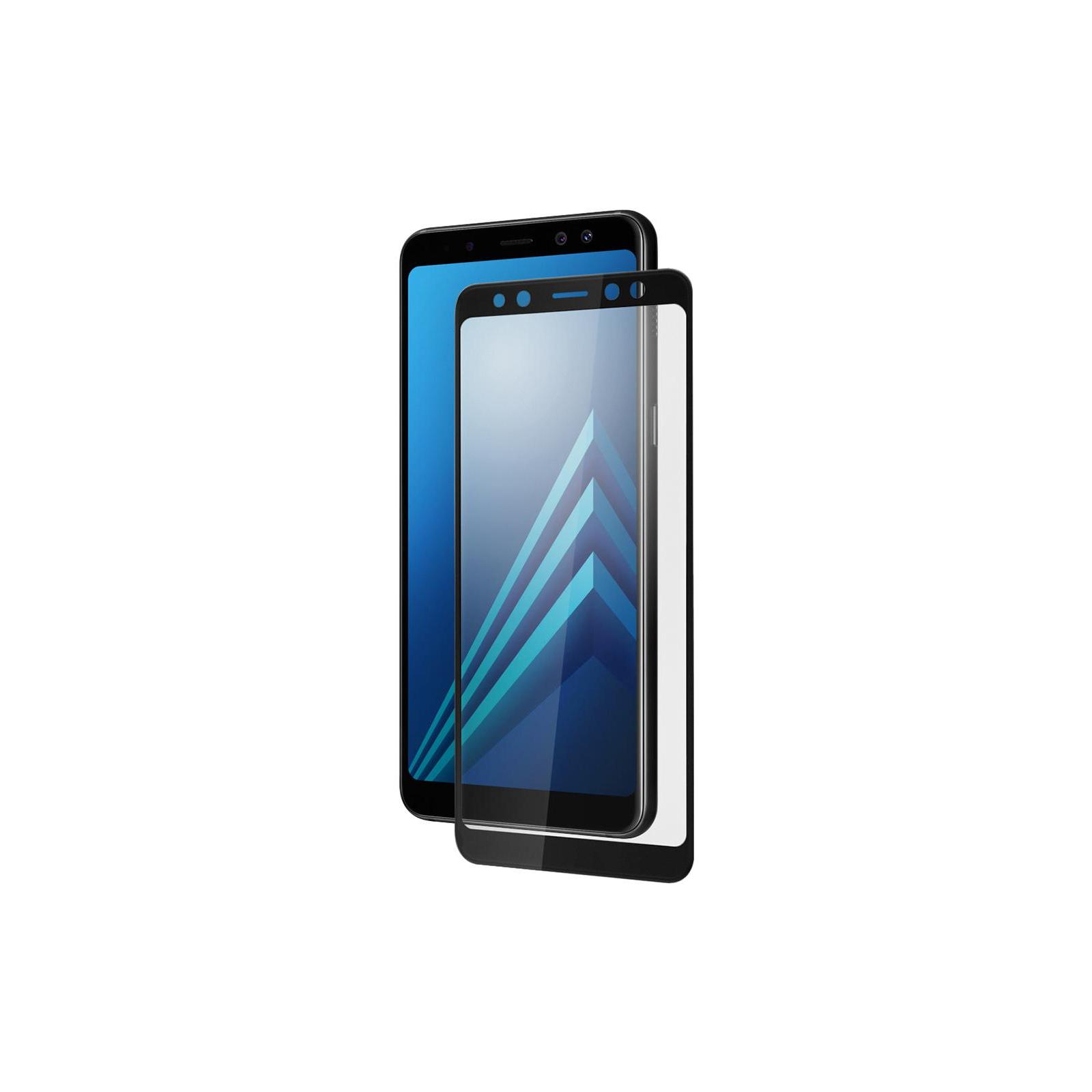 Стекло защитное Vinga для Samsung Galaxy A8 Plus (2018) A730 (VTPGS-A730) изображение 3