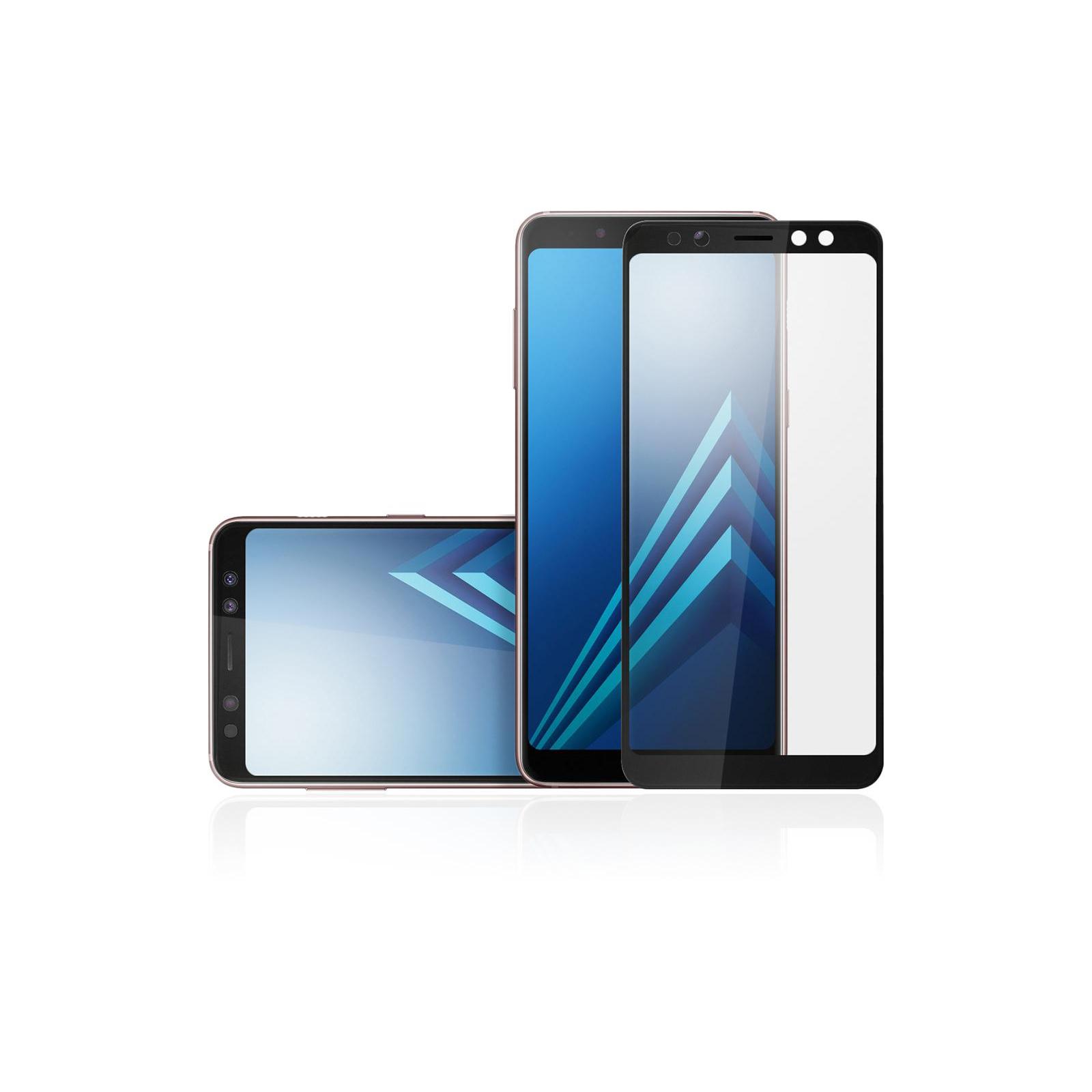 Стекло защитное Vinga для Samsung Galaxy A8 Plus (2018) A730 (VTPGS-A730) изображение 4