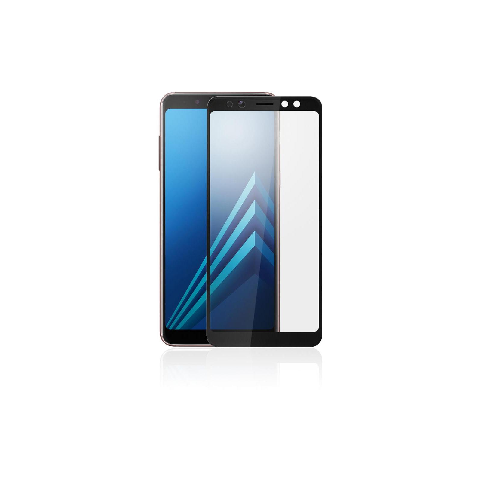 Стекло защитное Vinga для Samsung Galaxy A8 Plus (2018) A730 (VTPGS-A730) изображение 5