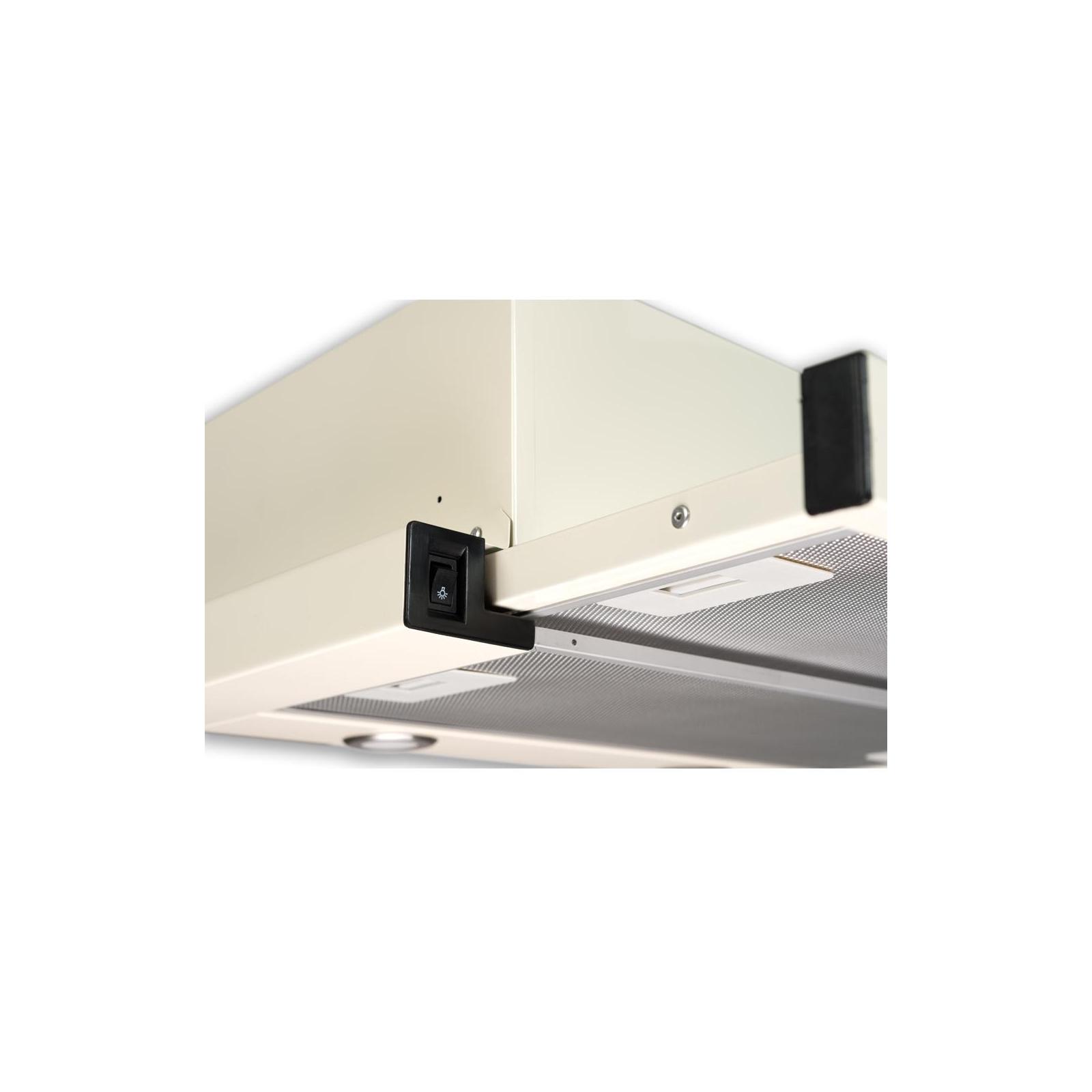 Вытяжка кухонная MINOLA HTL 6112 WH 650 LED изображение 5
