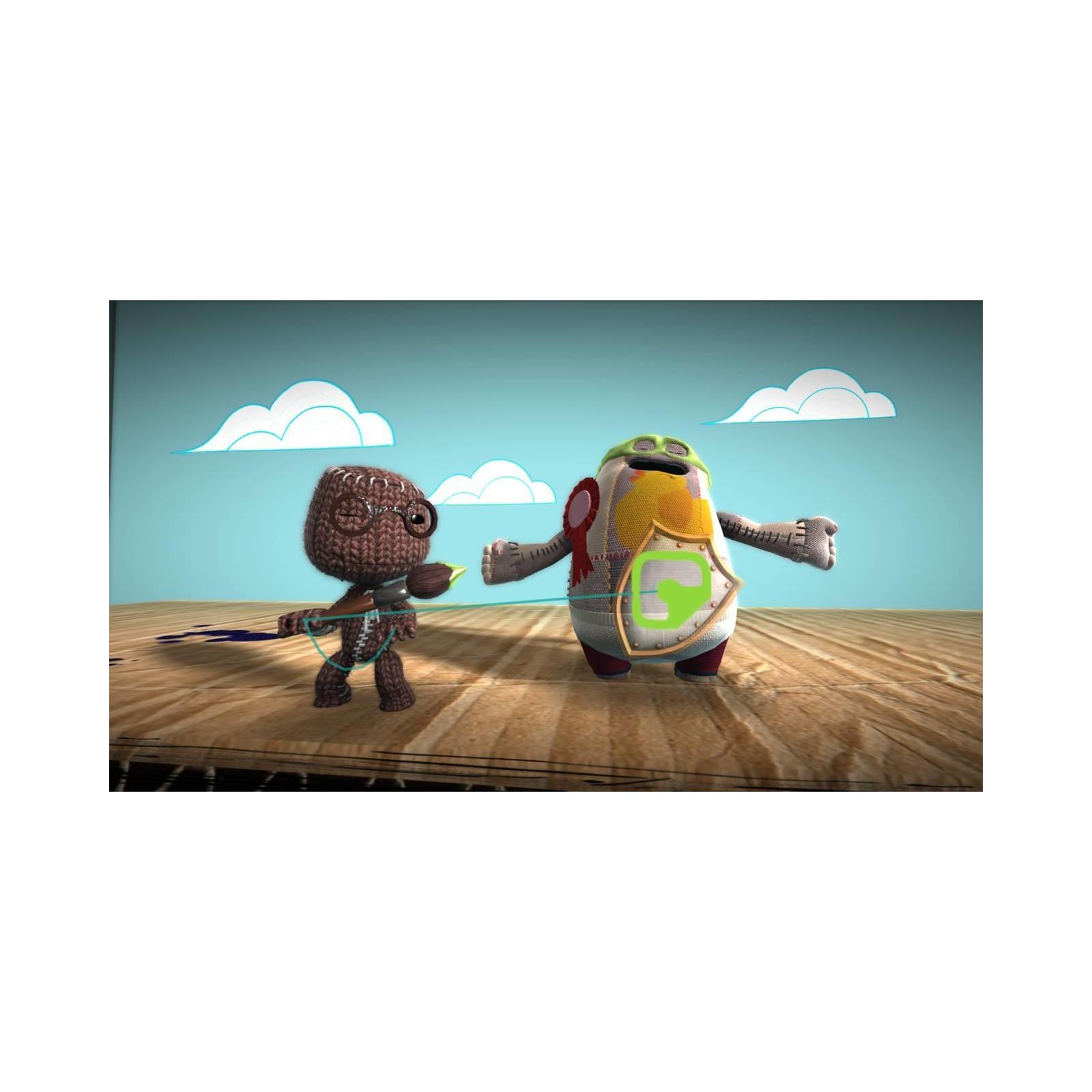Игра SONY LittleBigPlanet3[PS4,Russianversion]Blu-ray диск (9424871) изображение 2