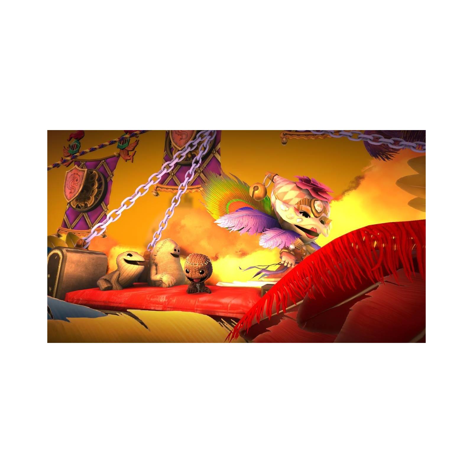 Игра SONY LittleBigPlanet3[PS4,Russianversion]Blu-ray диск (9424871) изображение 3
