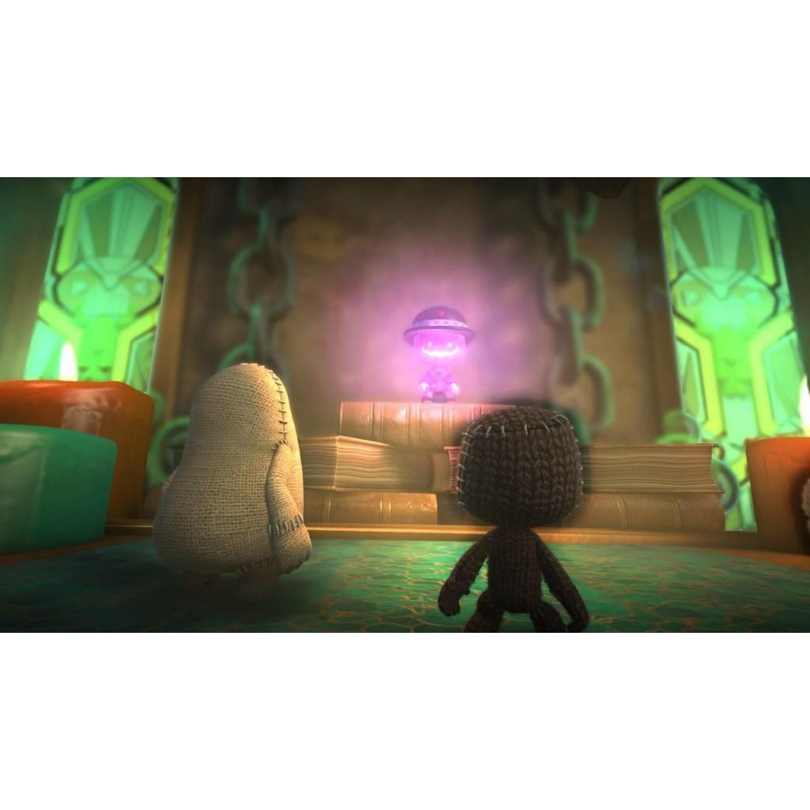 Игра SONY LittleBigPlanet3[PS4,Russianversion]Blu-ray диск (9424871) изображение 4