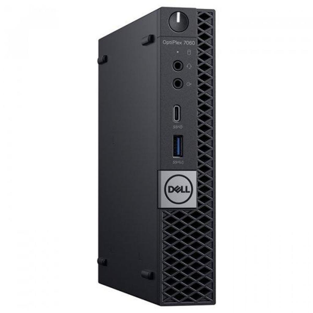 Компьютер Dell OptiPlex 7060 MFF (N025O7060MFF_U) изображение 3