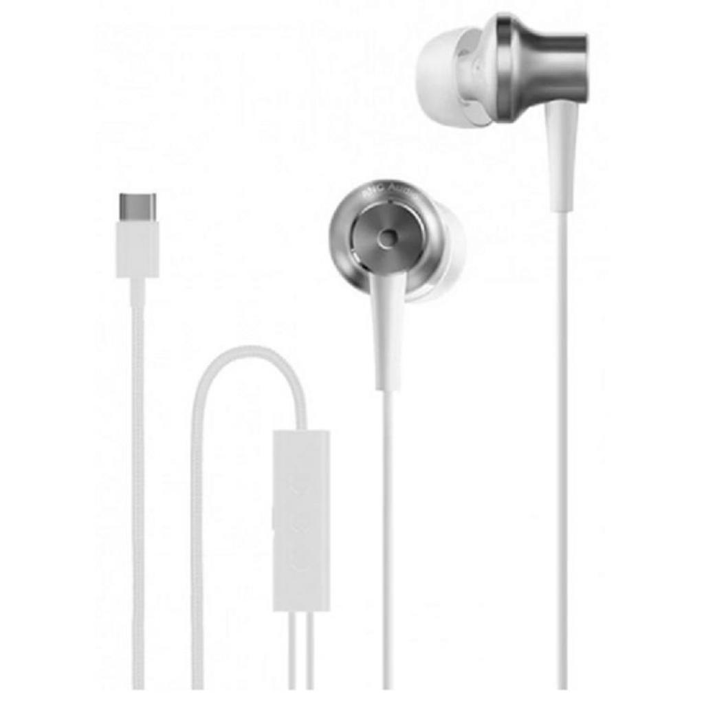 Наушники Xiaomi Mi ANC & Type-C In-Ear Earphones White (ZBW4383TY) изображение 2