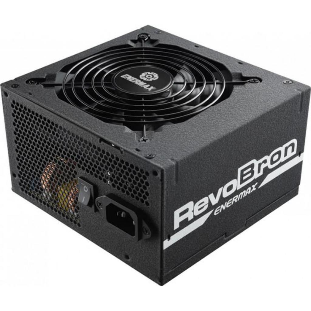 Блок питания ENERMAX 600W RevoBron (ERB600AWT) изображение 2