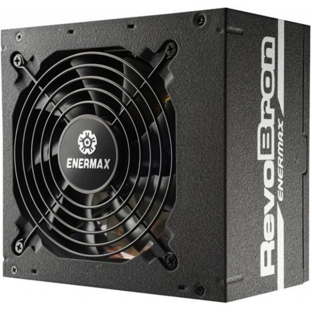 Блок питания ENERMAX 600W RevoBron (ERB600AWT) изображение 6