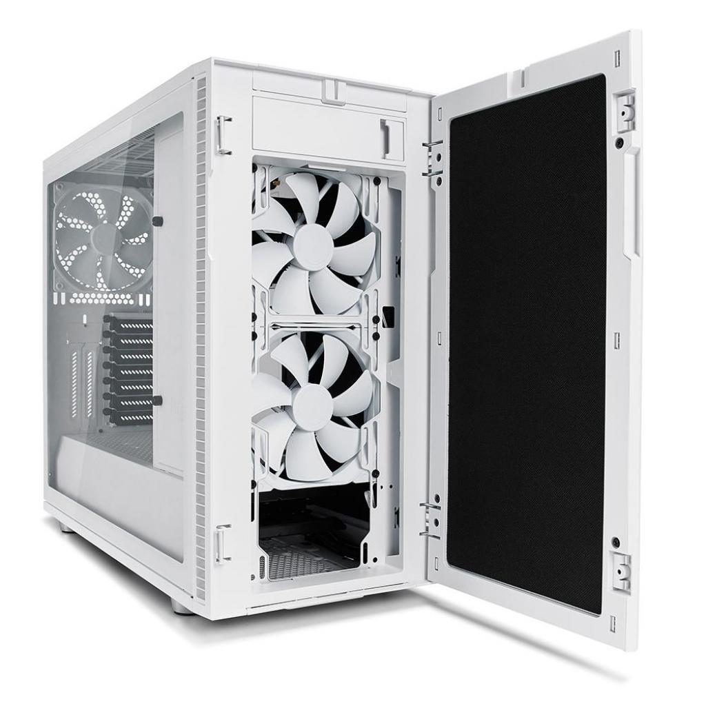 Корпус Fractal Design Define R6 White Tempered (FD-CA-DEF-R6-WT-TG) изображение 11