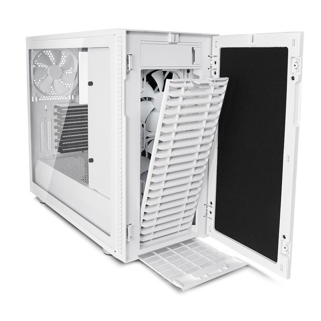 Корпус Fractal Design Define R6 White Tempered (FD-CA-DEF-R6-WT-TG) изображение 12