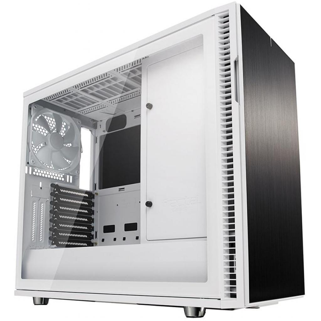 Корпус Fractal Design Define R6 White Tempered (FD-CA-DEF-R6-WT-TG)