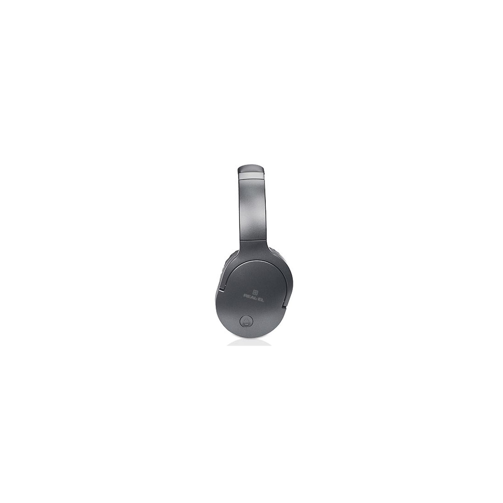 Навушники REAL-EL GD-855 GunMetal зображення 3
