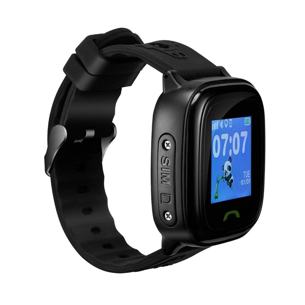 Смарт-часы Canyon CNE-KW51BL Kids smartwatch GPS Blue (CNE-KW51BL) изображение 2