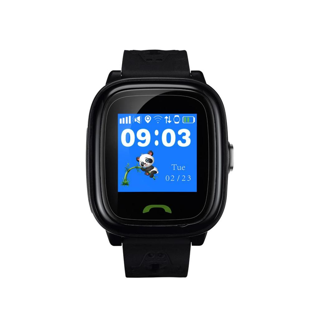Смарт-часы Canyon CNE-KW51BL Kids smartwatch GPS Blue (CNE-KW51BL)