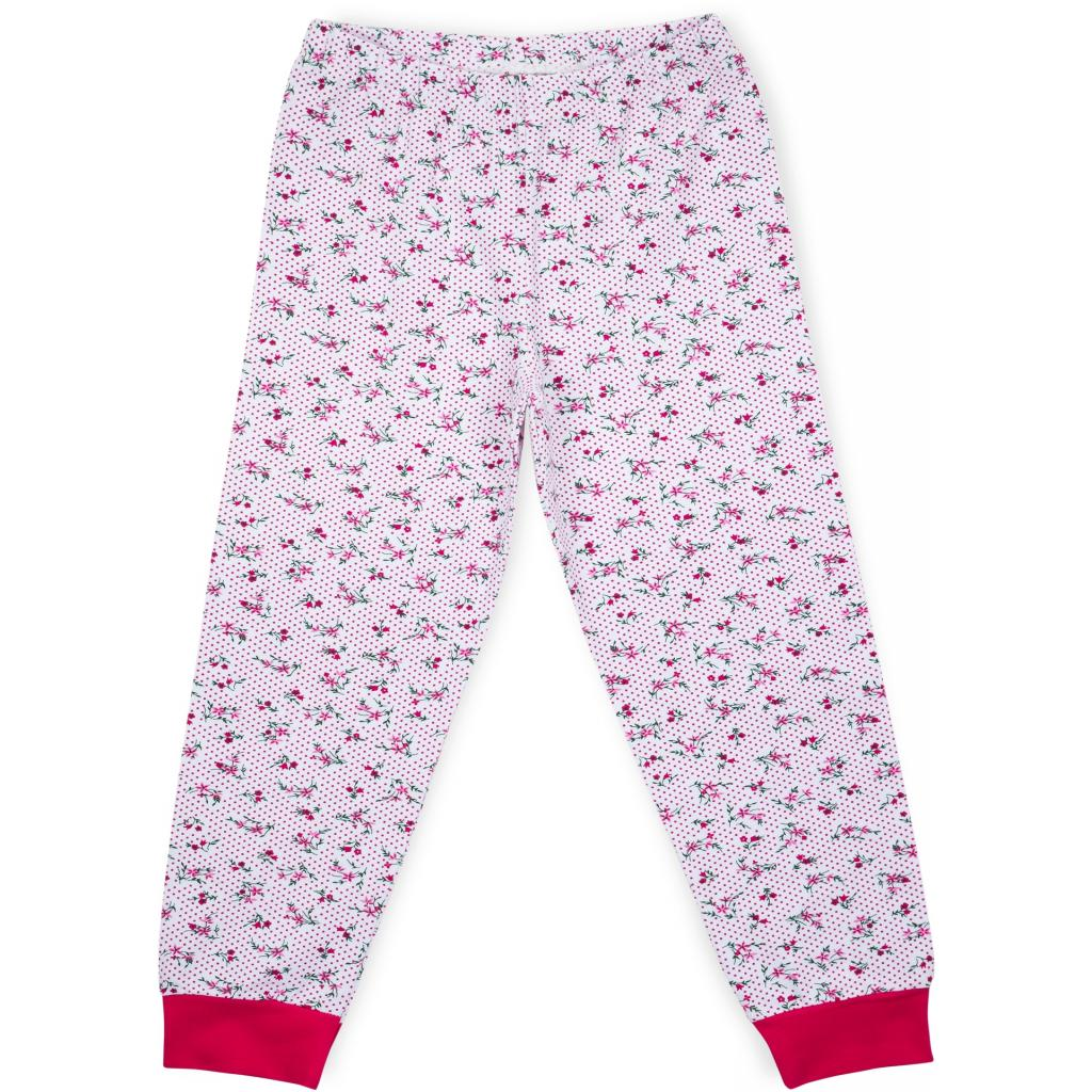 Пижама Matilda с оленями (10817-3-122G-pink) изображение 3