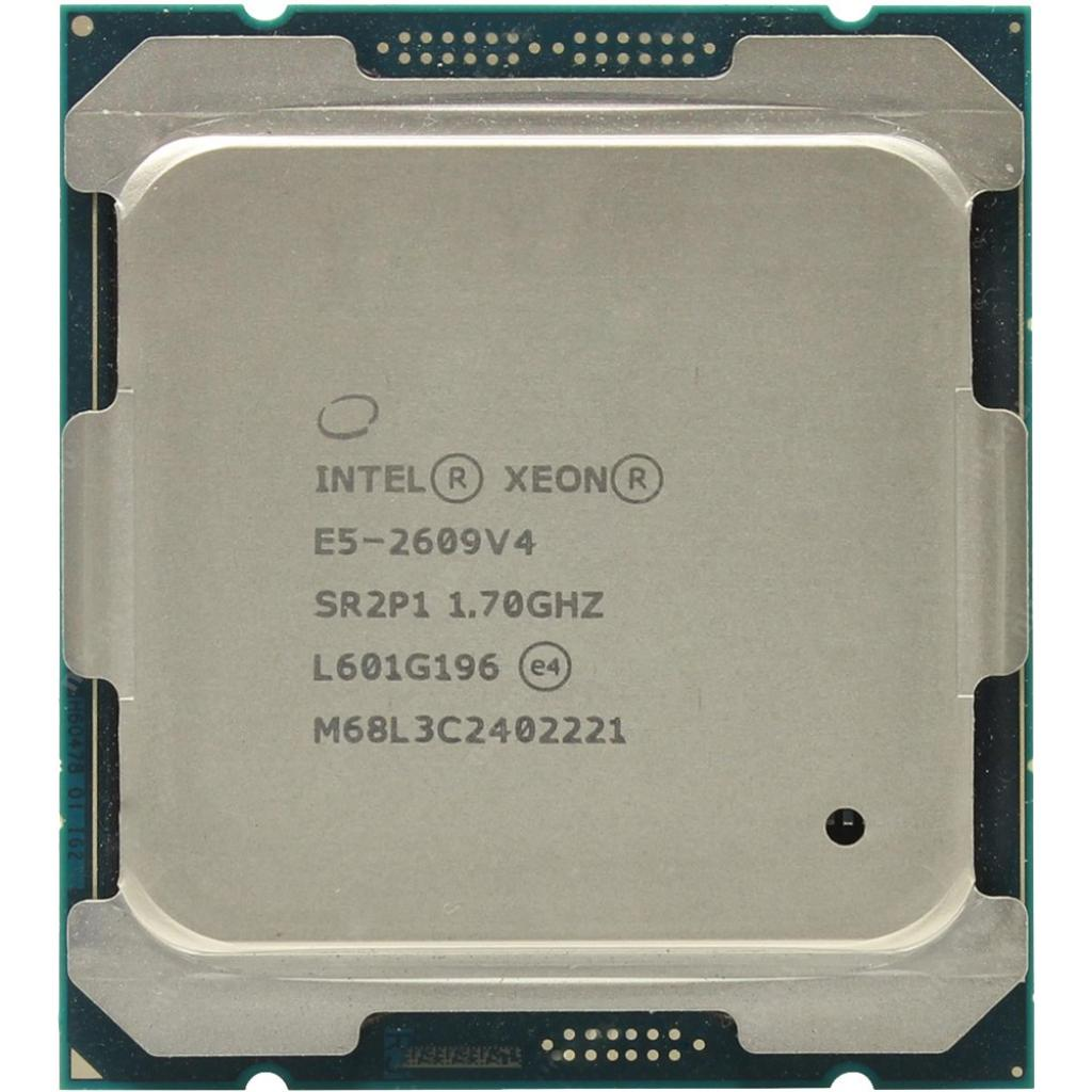 Процессор серверный INTEL Xeon E5-2609V4 8C/8T/1.70GHz/NoGfx/6.40GT/20MB/FCLGA2011-3 T (CM8066002032901)