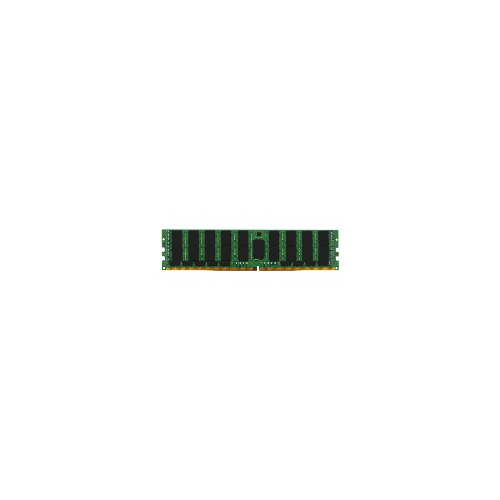 Модуль памяти для сервера DDR4 64GB ECC LRDIMM 2666MHz 4Rx4 1.2V CL19 Kingston (KSM26LQ4/64HCI)