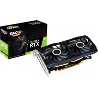 Видеокарта INNO3D GeForce RTX2060 6144Mb TWIN X2 (N20602-06D6-1710VA15L)