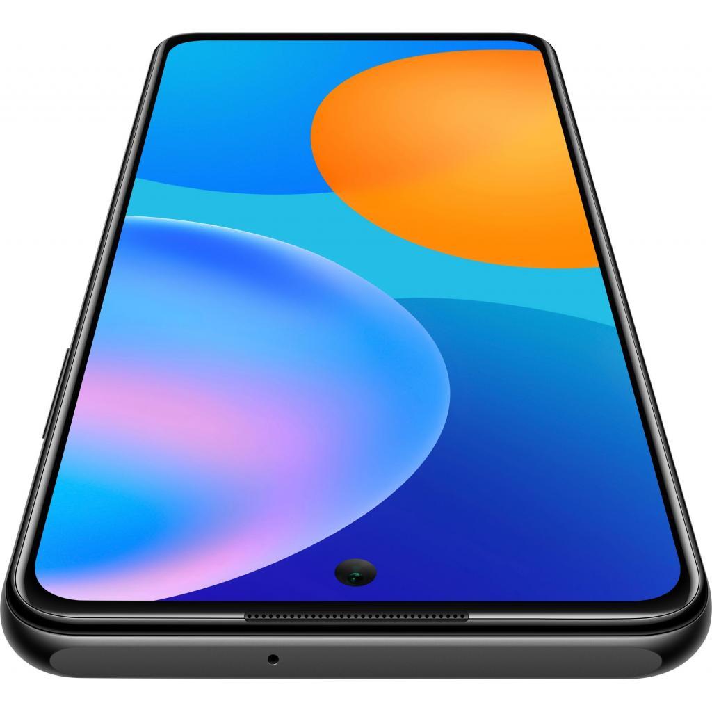 Мобільний телефон Huawei P Smart 2021 4/128Gb NFC Crush Green (51096ADV) зображення 10