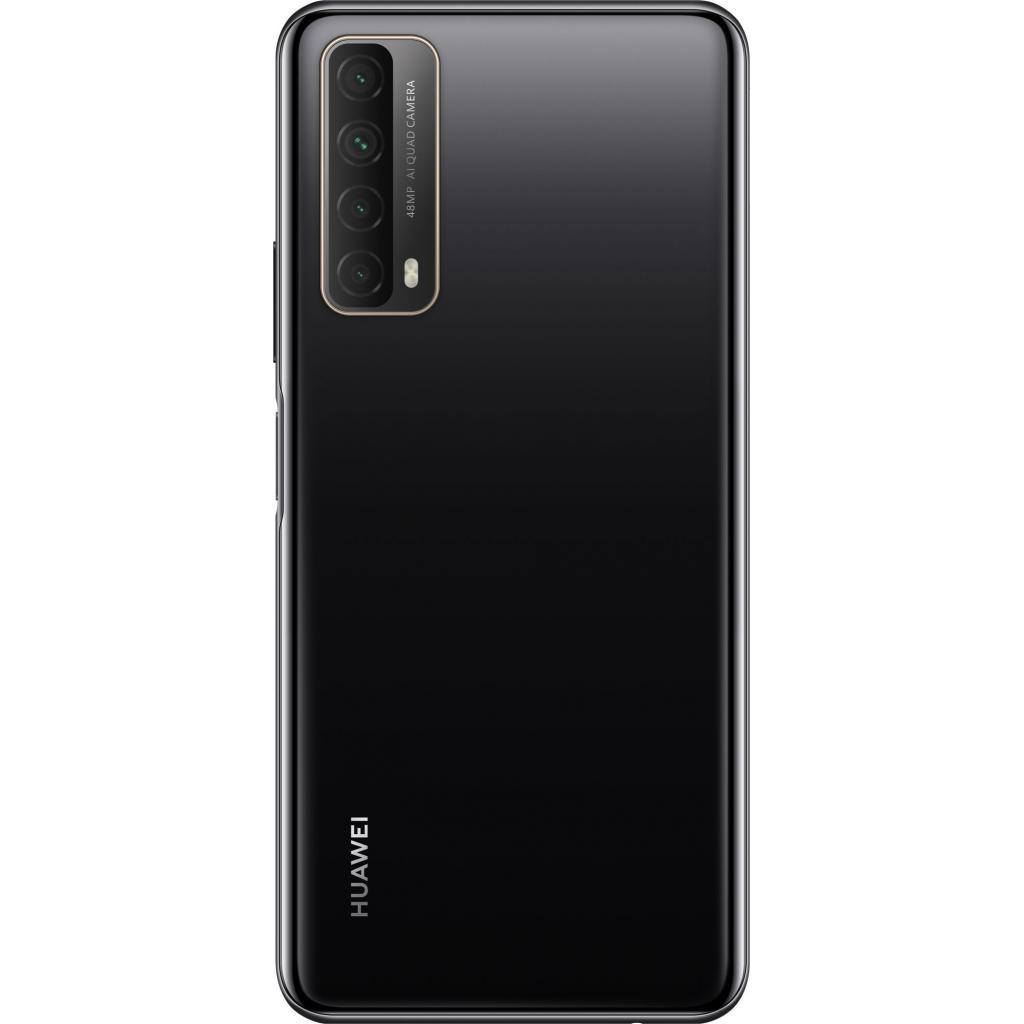 Мобільний телефон Huawei P Smart 2021 4/128Gb NFC Crush Green (51096ADV) зображення 2