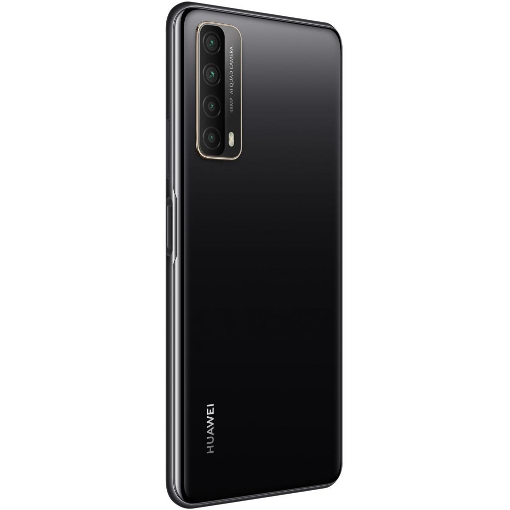Мобільний телефон Huawei P Smart 2021 4/128Gb NFC Crush Green (51096ADV) зображення 8