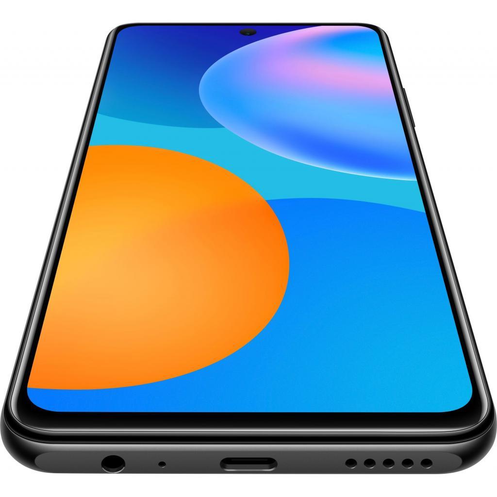 Мобільний телефон Huawei P Smart 2021 4/128Gb NFC Crush Green (51096ADV) зображення 9