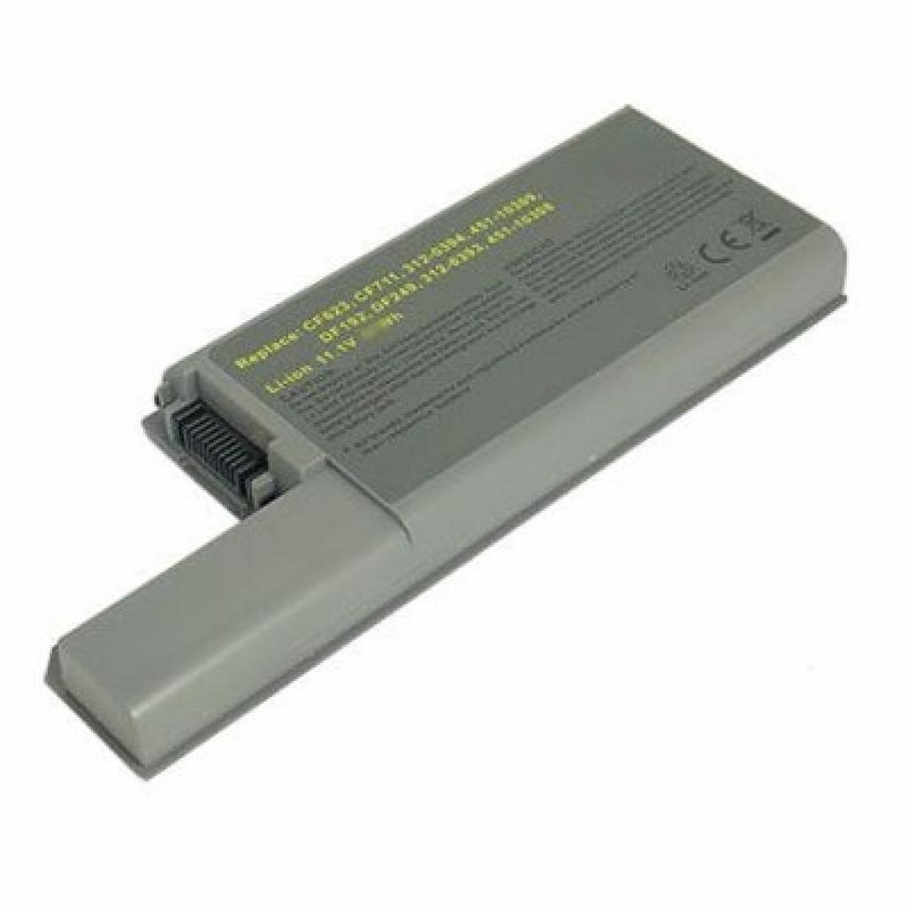 Аккумулятор для ноутбука DELL Latitude D820 Cerus (10283)