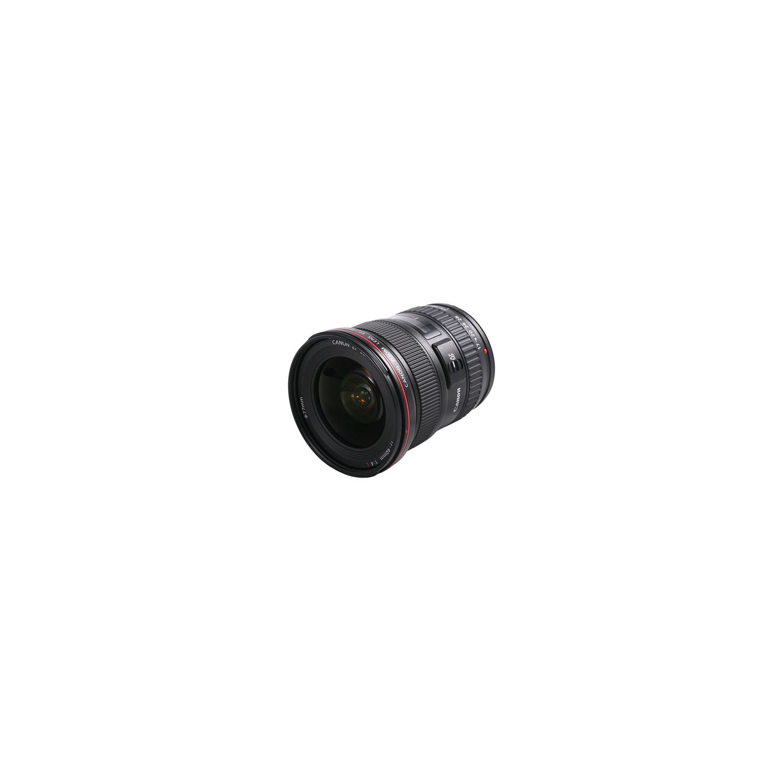 Объектив EF 17-40mm f/4L USM Canon (8806A007 / 8806A003)
