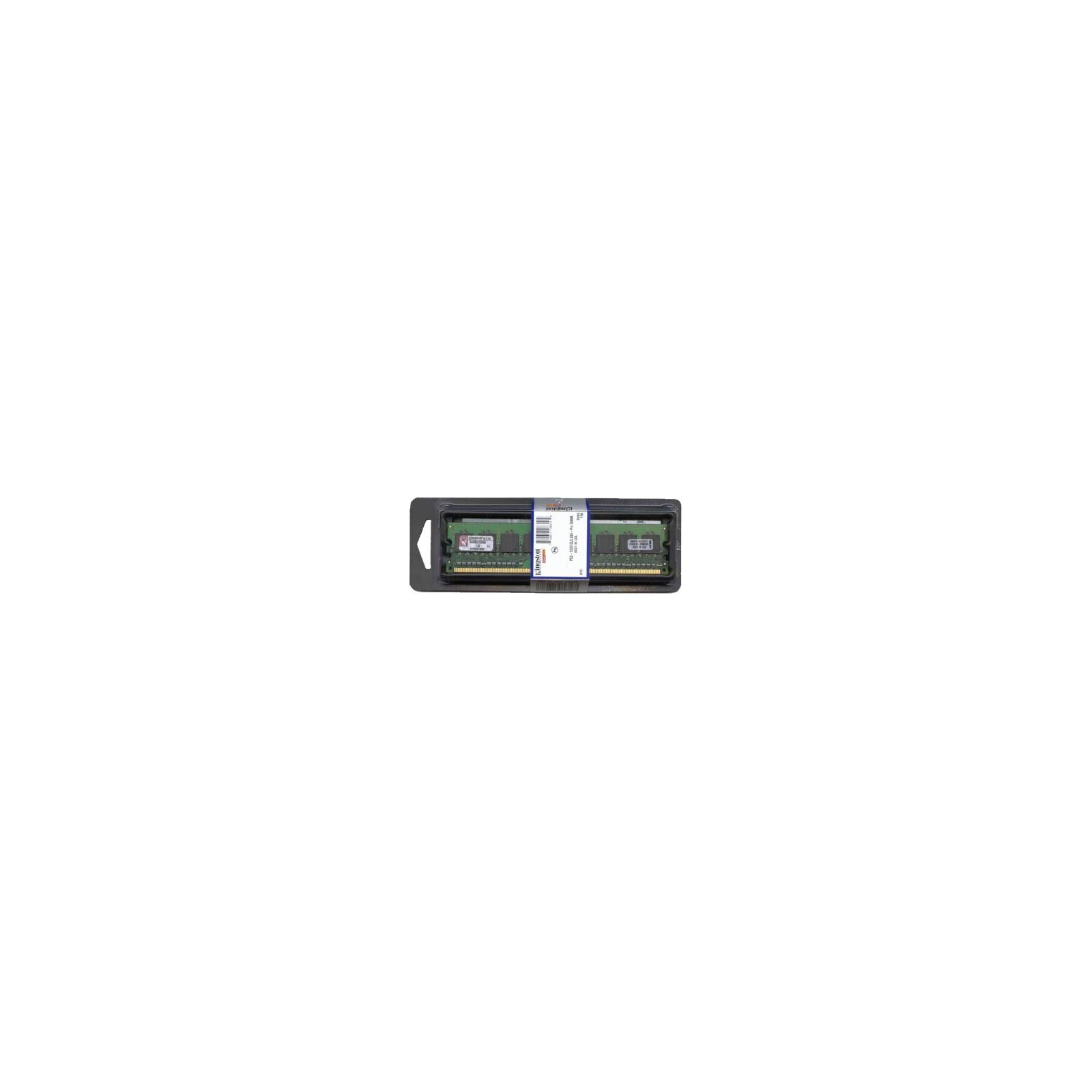 Модуль памяти для компьютера DDR2 2GB 677 MHz Kingston (KVR667D2N5/2G)
