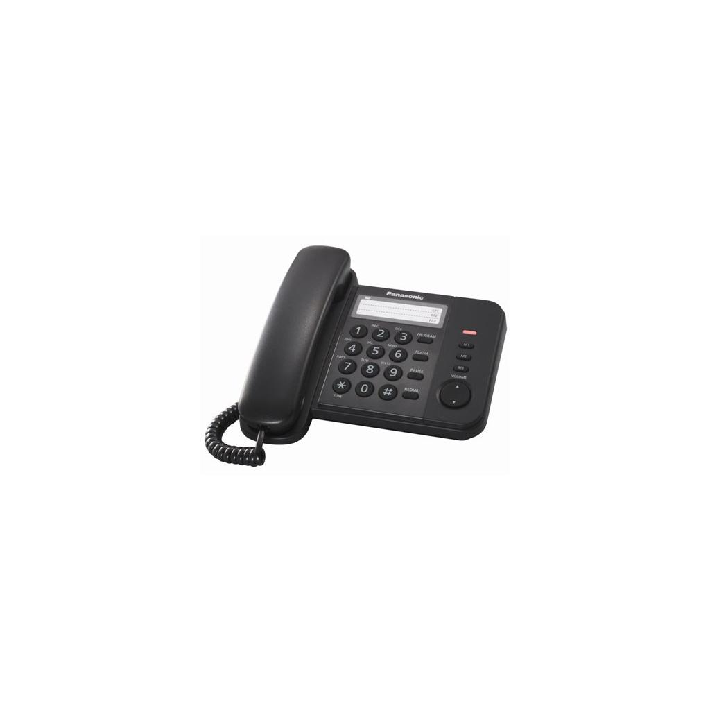 Телефон KX-TS2352UAB PANASONIC