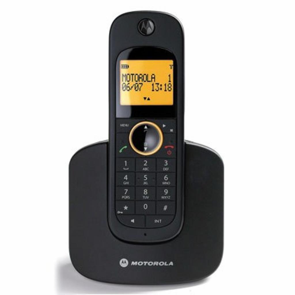 Телефон DECT Motorola D1001 (5060233773084)