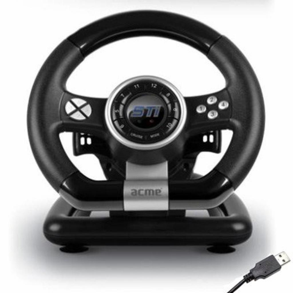 Руль ACME Racing wheel STi (4770070870709)
