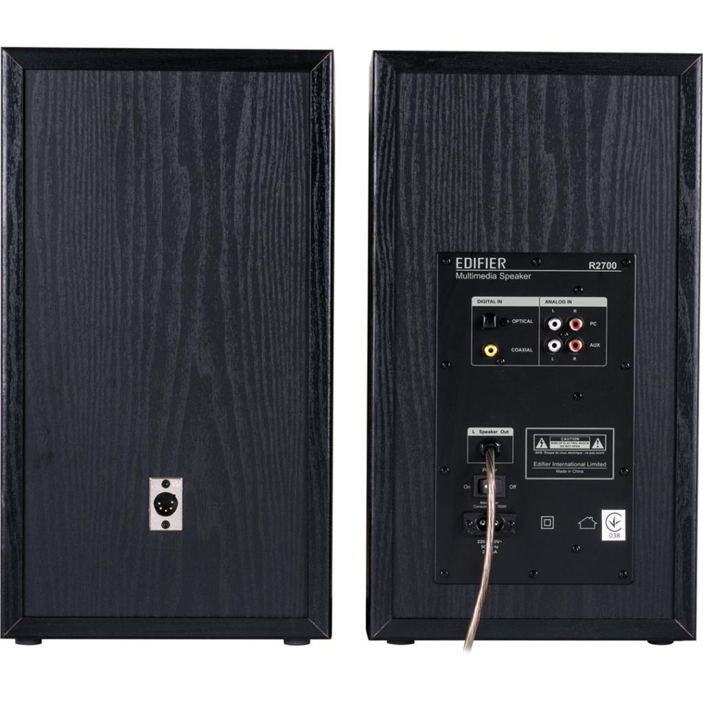 Акустическая система Edifier R2700 Black изображение 4