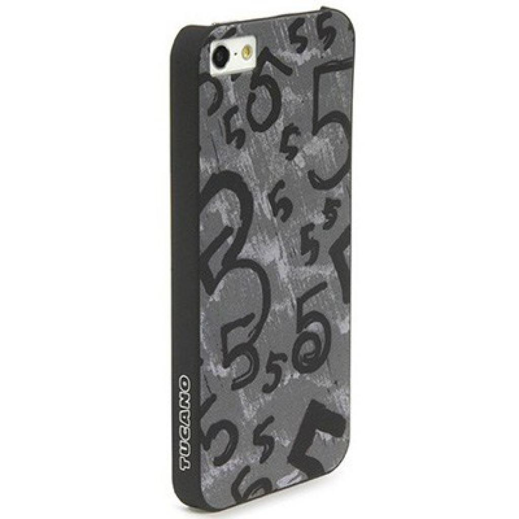 Чехол для моб. телефона Tucano iPhone 5 /Cinque (5) by Leo (IPH5BL-NG6)