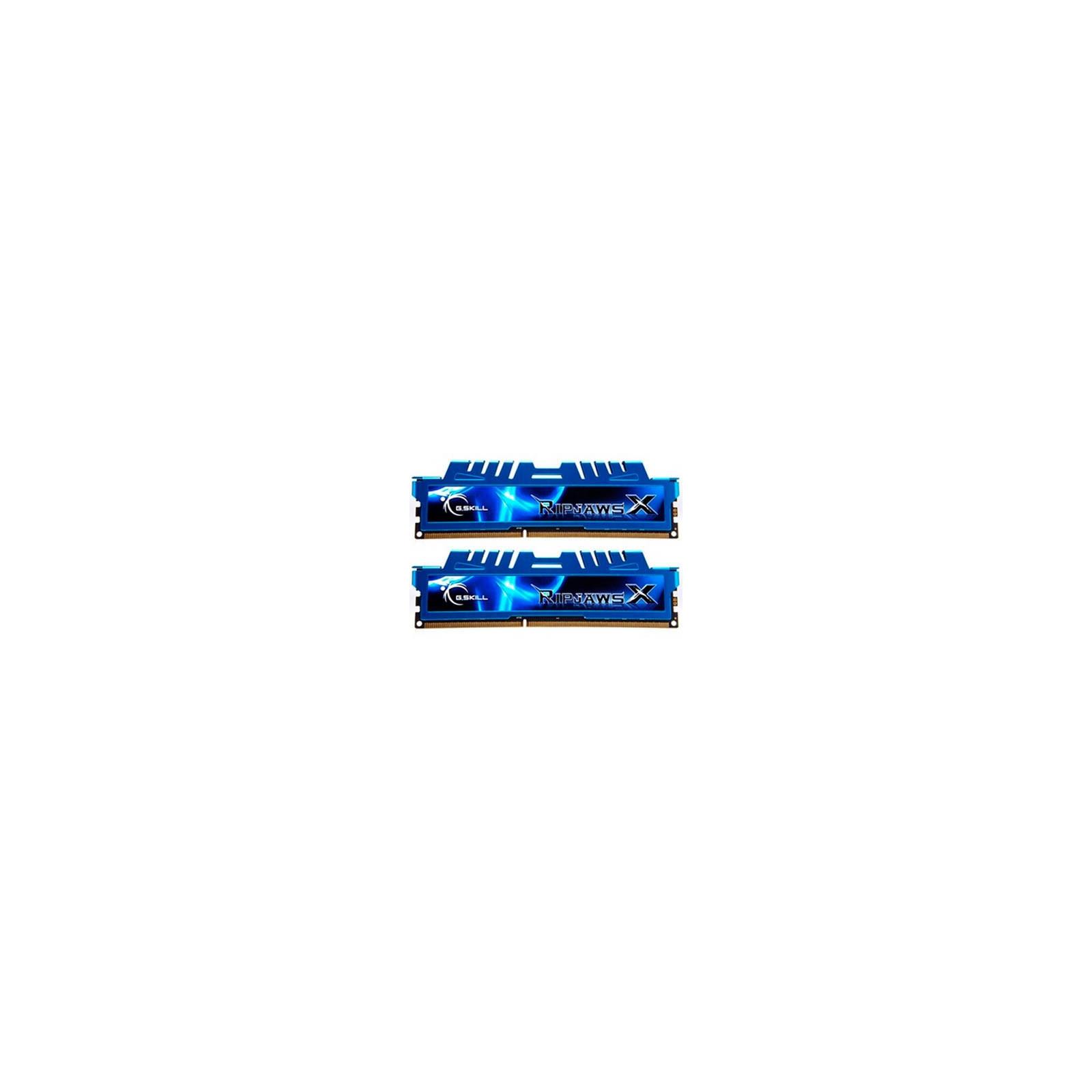 Модуль памяти для компьютера DDR3 8GB (2x4GB) 2133 MHz G.Skill (F3-2133C10D-8GXM)