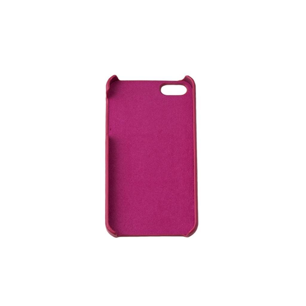 Чехол для моб. телефона Drobak для Apple Iphone 5 /Stylish plastic/Pink (210227) изображение 2